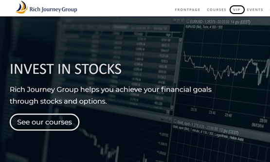 Rich Journey Group - Stock list review